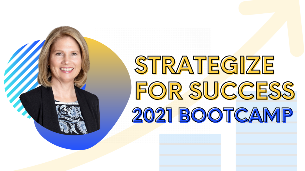 strategize for success 2021 bootcamp